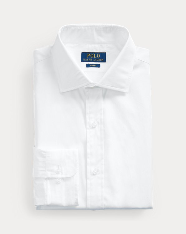 Regent Slim Fit Poplin Shirt