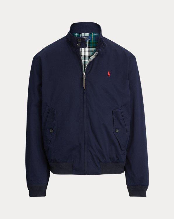 Jacke aus Baumwolltwill