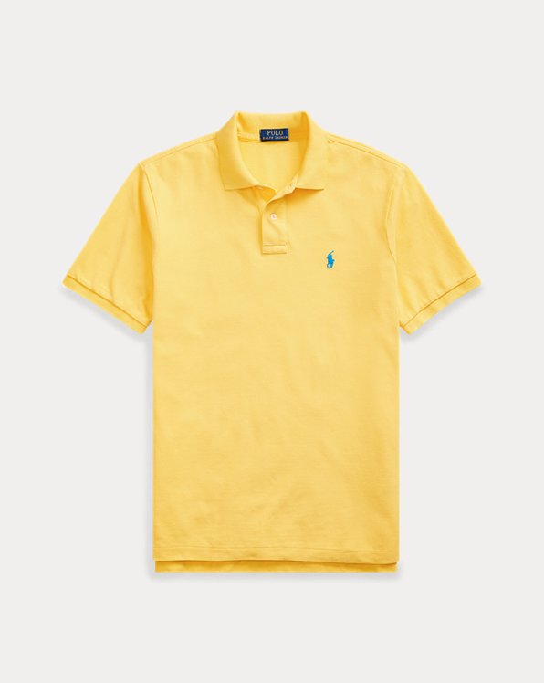 Polo in piqué Slim-Fit