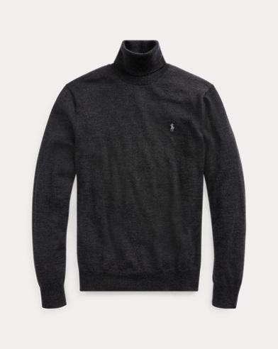 Washable Merino Wool Sweater
