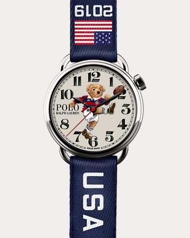 USA Kicker Bear Watch