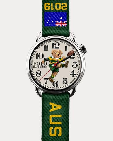 Reloj Kicker Bear de Francia