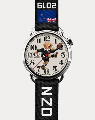 Reloj Kicker Bear de Nueva Zelanda