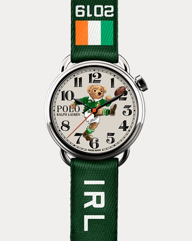 Ireland Kicker Bear Watch