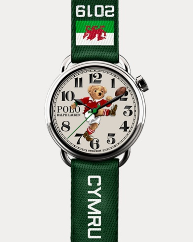 Wales Kicker Bear Watch