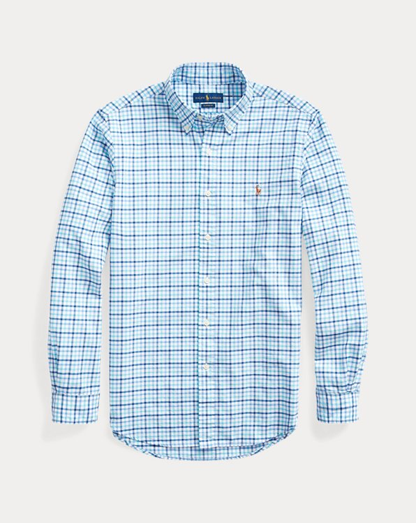 Camisa Oxford Classic Fit