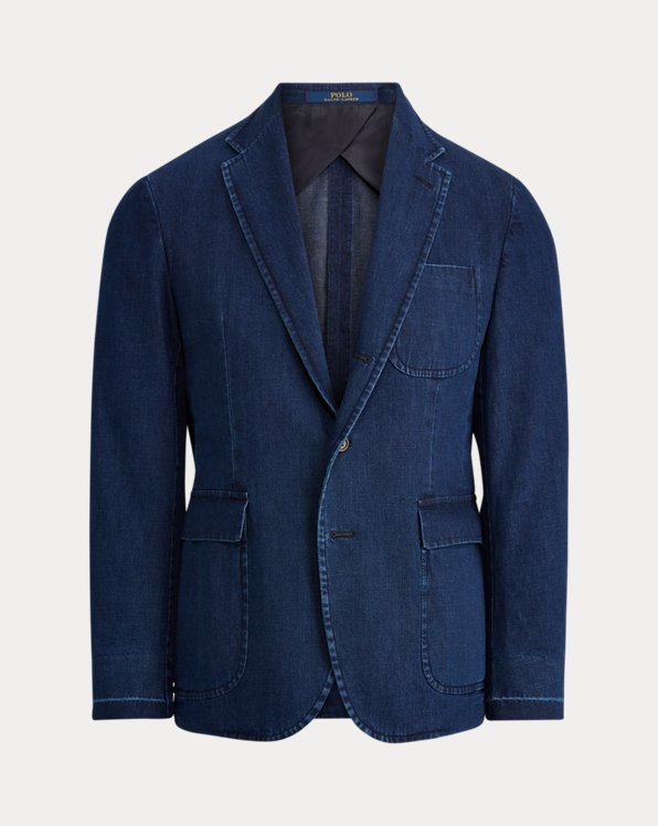 Polo Soft Denim Sport Coat