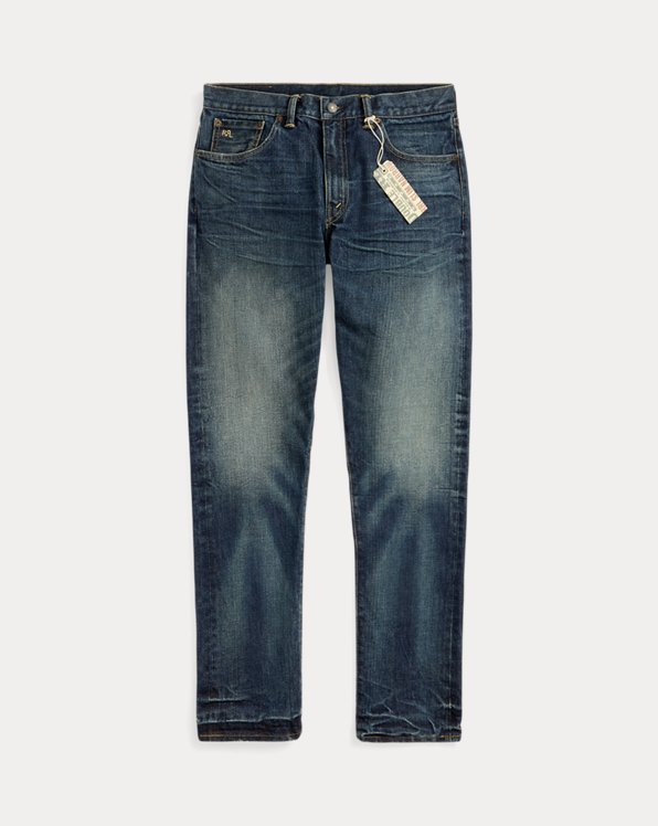 Slim Narrow Fit Stretch Jean