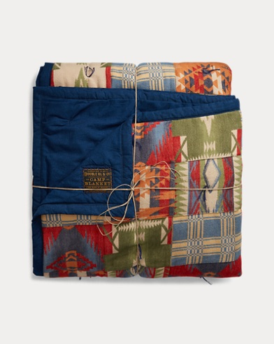 Limited-Edition Cotton Quilt