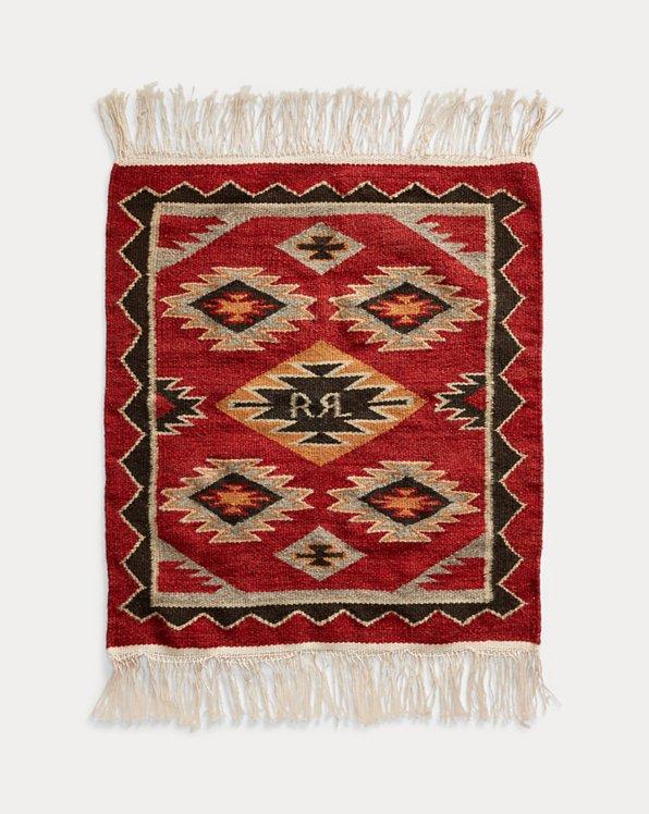 Mini Southwestern Rug