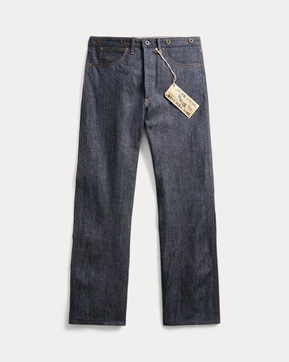 Limited-Edition Selvedge Jean