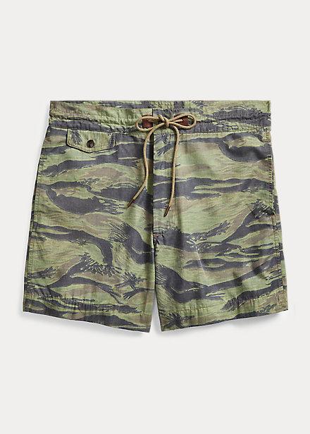 Polo Ralph Lauren Camouflage Twill Short