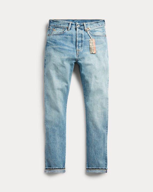 Straight-Fit Vintage-Jeans