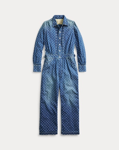Cotton-Linen Coverall