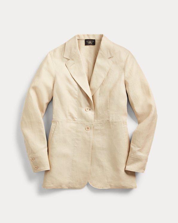 Linen Riding Jacket