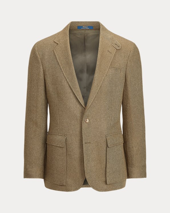 Polo Tick-Weave Sport Coat