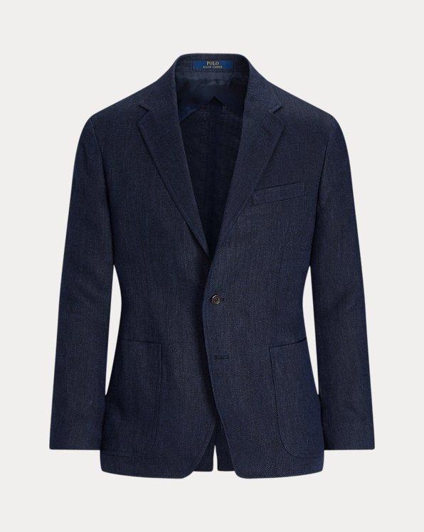 Polo Soft Linen Sport Coat