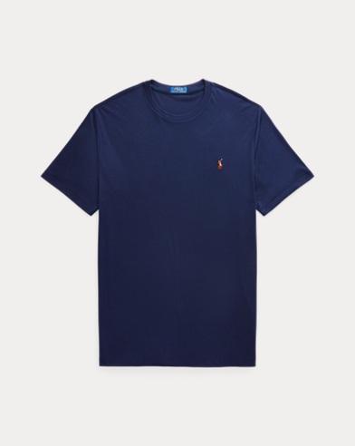 Classic-Fit Interlock-T-Shirt