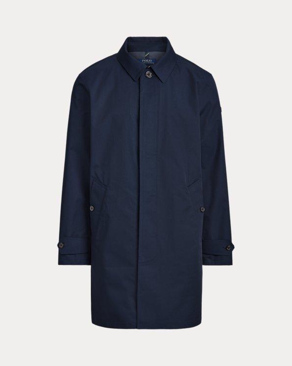 Twill Walking Coat