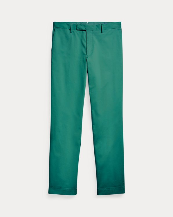 Straigh-Fit Stretch-Chino