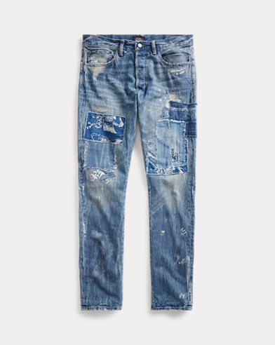 Used-Jeans Sullivan im Slim-Fit