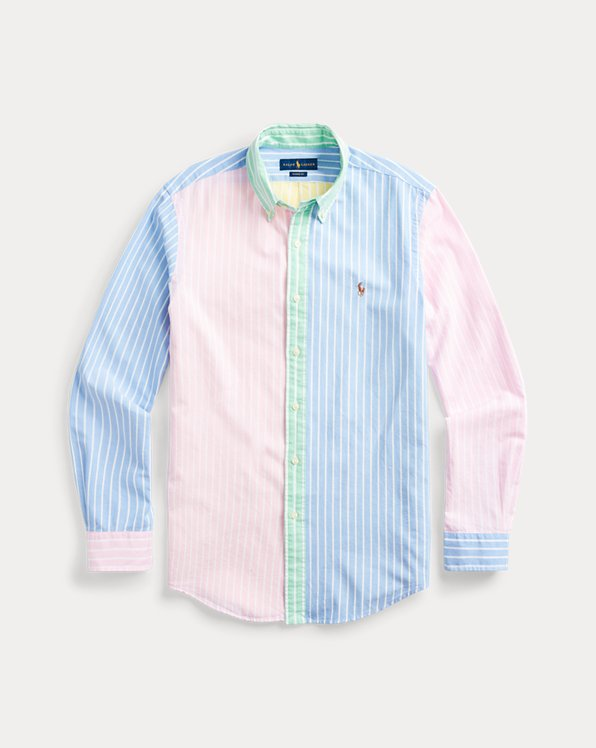 Slim Fit Oxford Fun Shirt