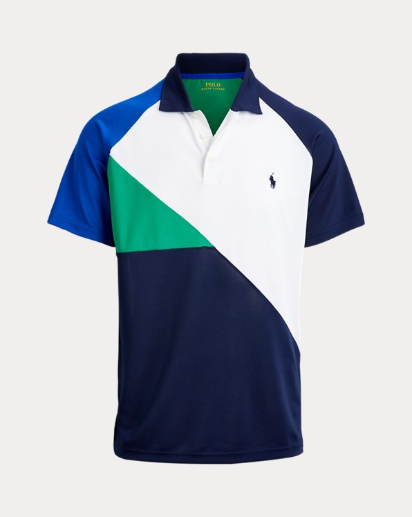 Classic Fit Tech Pique Polo