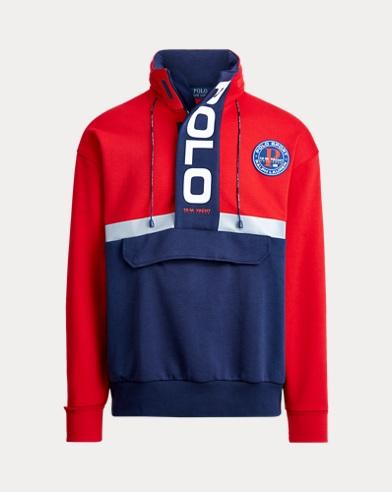 Polo Sport Hybrid Hoodie