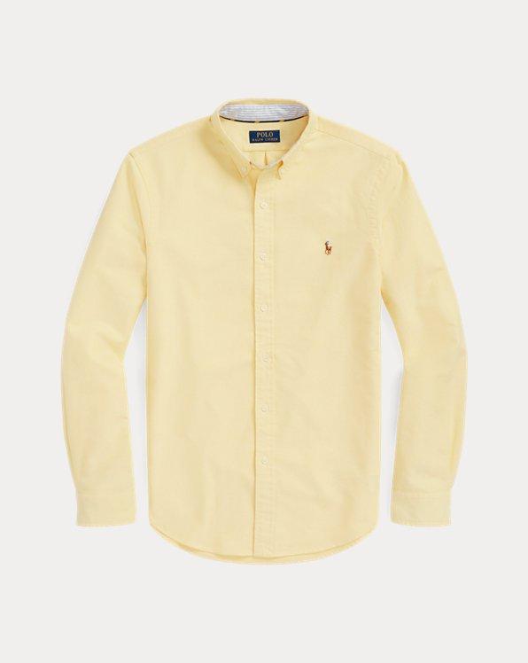 Slim-Fit-Oxfordhemd