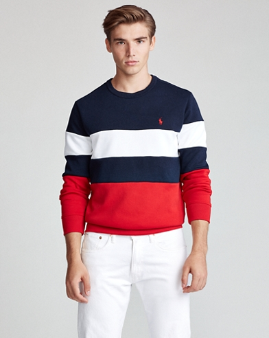 Colour-Blocked Sweatshirt