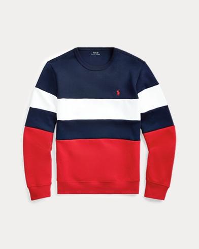 Colour-Blocked Sweatshirt