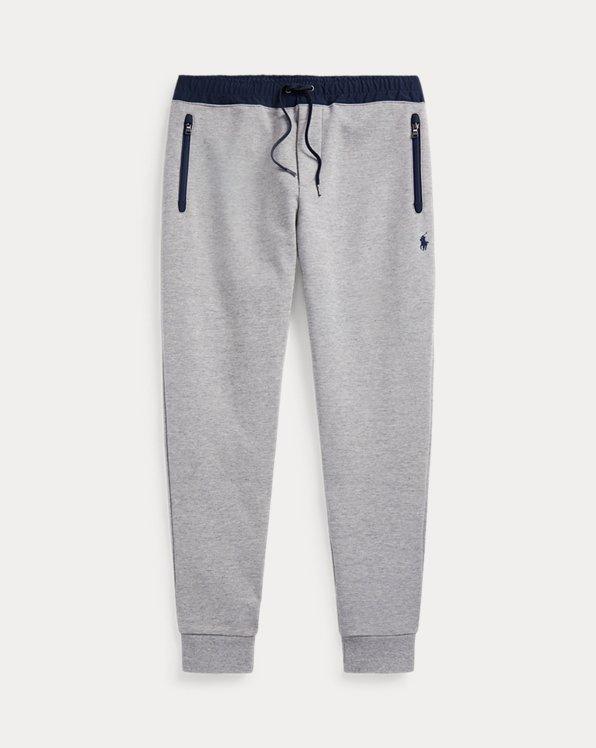 Pantalon de jogging jersey double