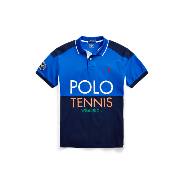 Wimbledon Custom Slim Polo