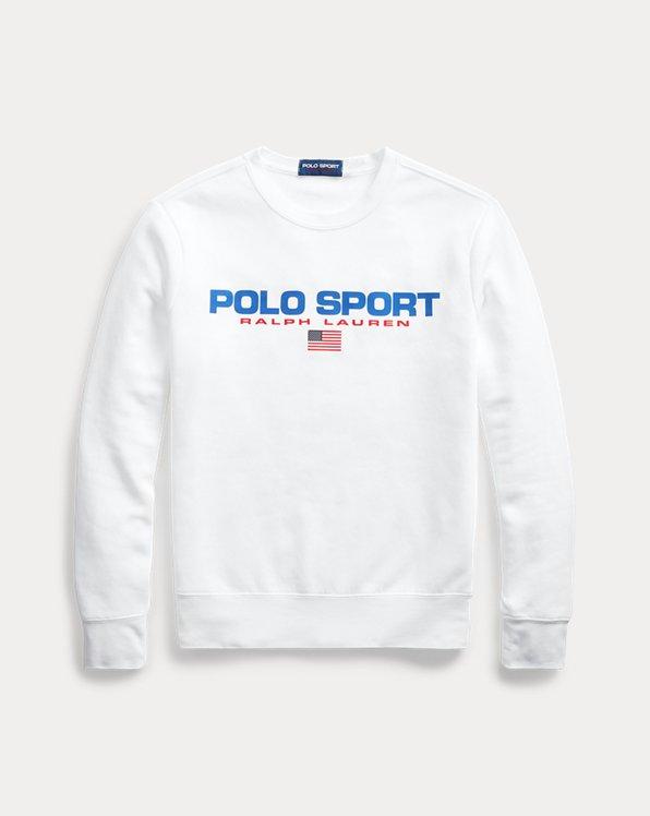 Sudadera polar Polo Sport