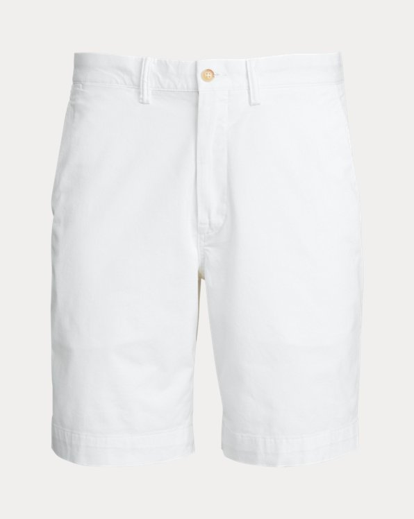 20.3 cm Stretch Straight Fit Chino Short