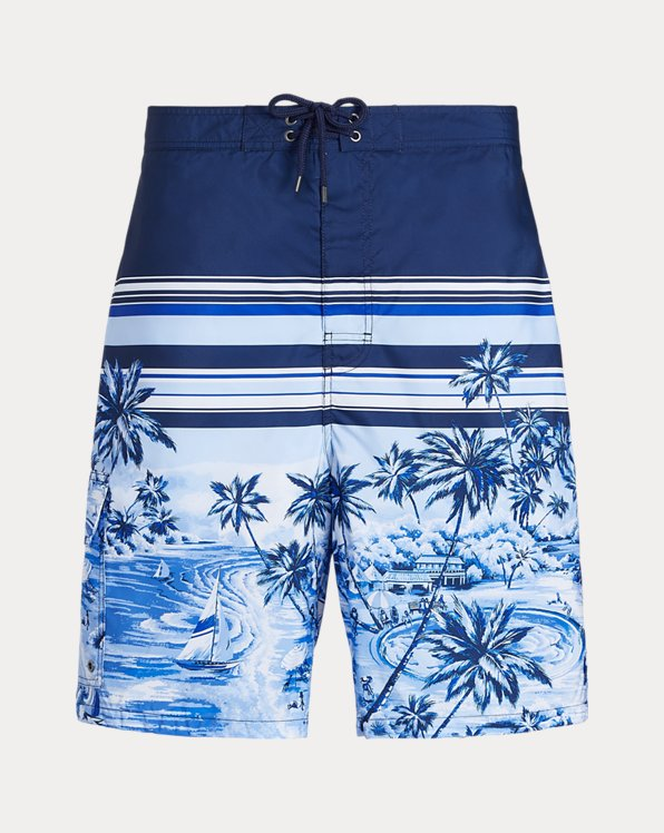 Short de bain kailua tropical