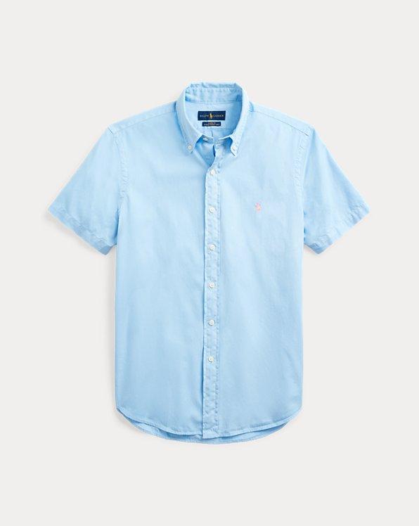 Camisa de sarga Classic Fit