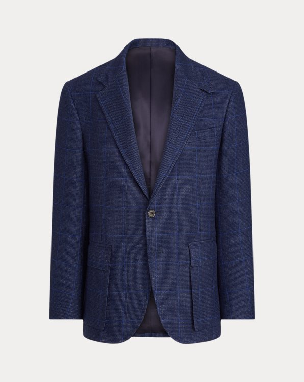 The RL67 Checked Jacket
