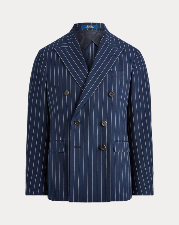 Polo Soft Pinstripe Sport Coat