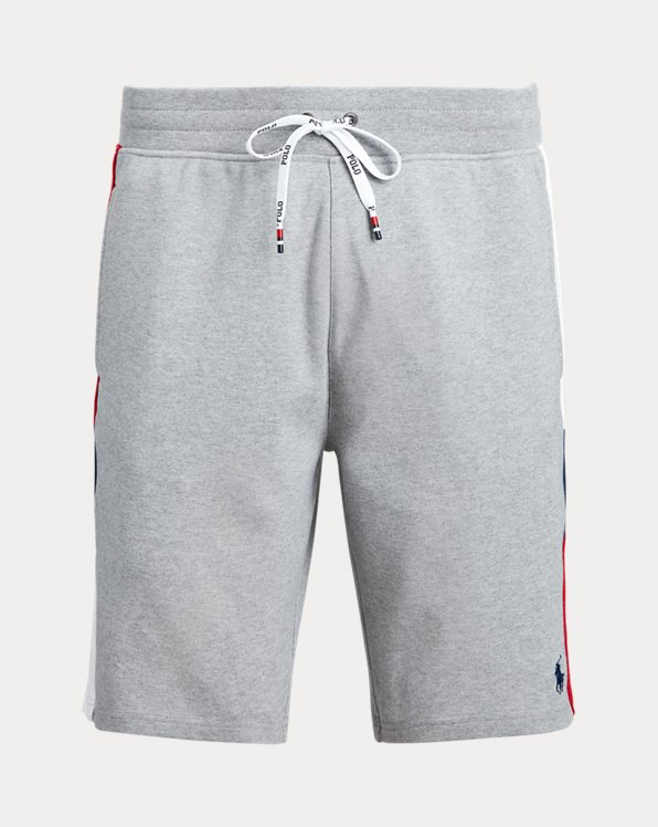 Shorts aus Baumwoll-Interlock