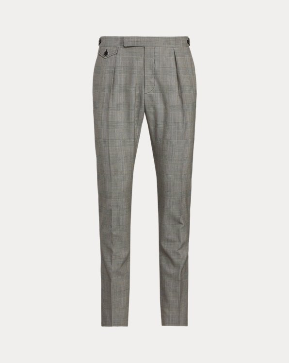 Polo Glen Plaid Trouser