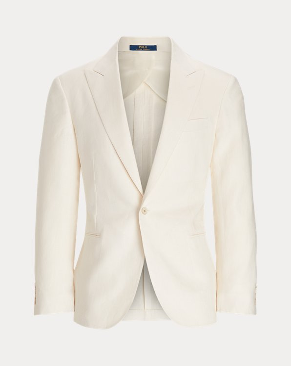Polo Peak-Lapel Formal Jacket