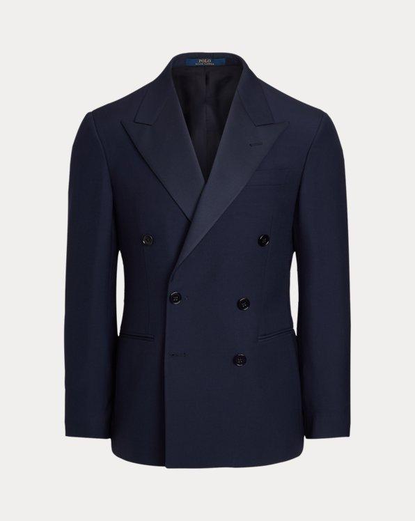 Polo Peak-Lapel Tuxedo Jacket