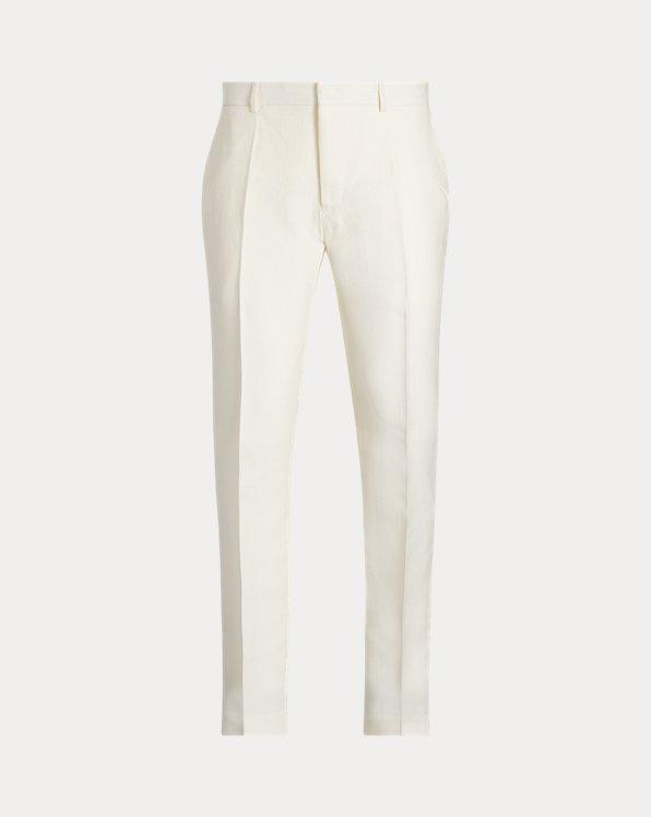 Pantalón Polo de traje de lino