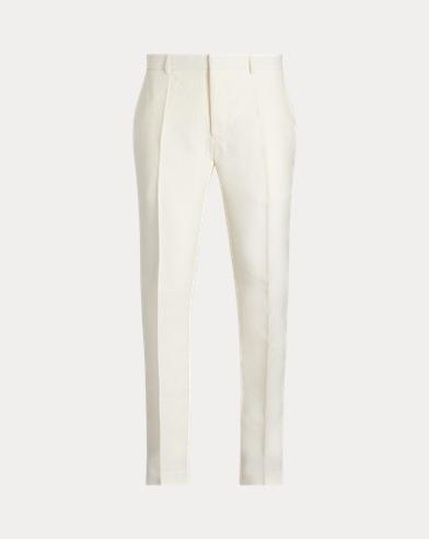 Anzughose Polo aus Leinen