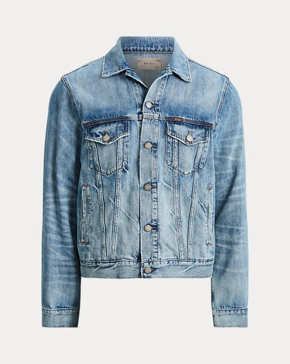 Faded Trucker Jacket