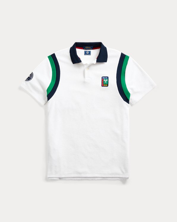 Polo Wimbledon Custom Slim-Fit