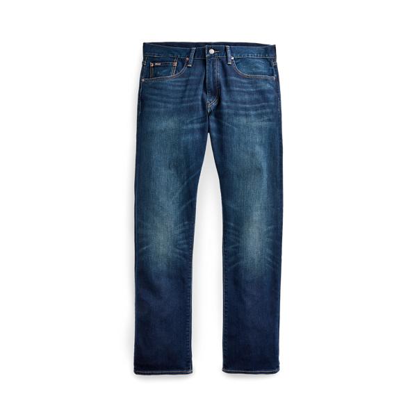 폴로 랄프로렌 Polo Ralph Lauren Hampton Relaxed Straight Jean,Rockford Stretch