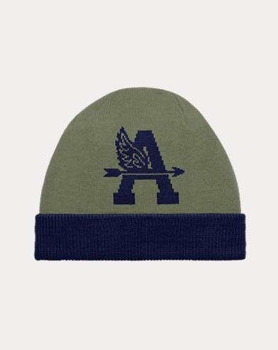Custom Wool Knit Hat