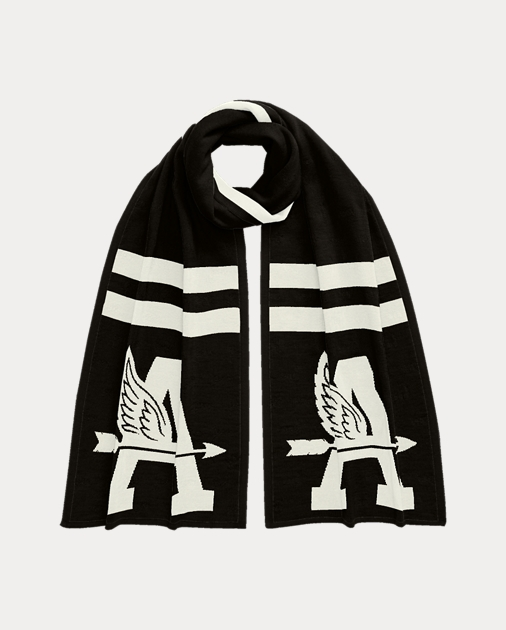Create Your Own Bufanda de punto de lana personalizada 1